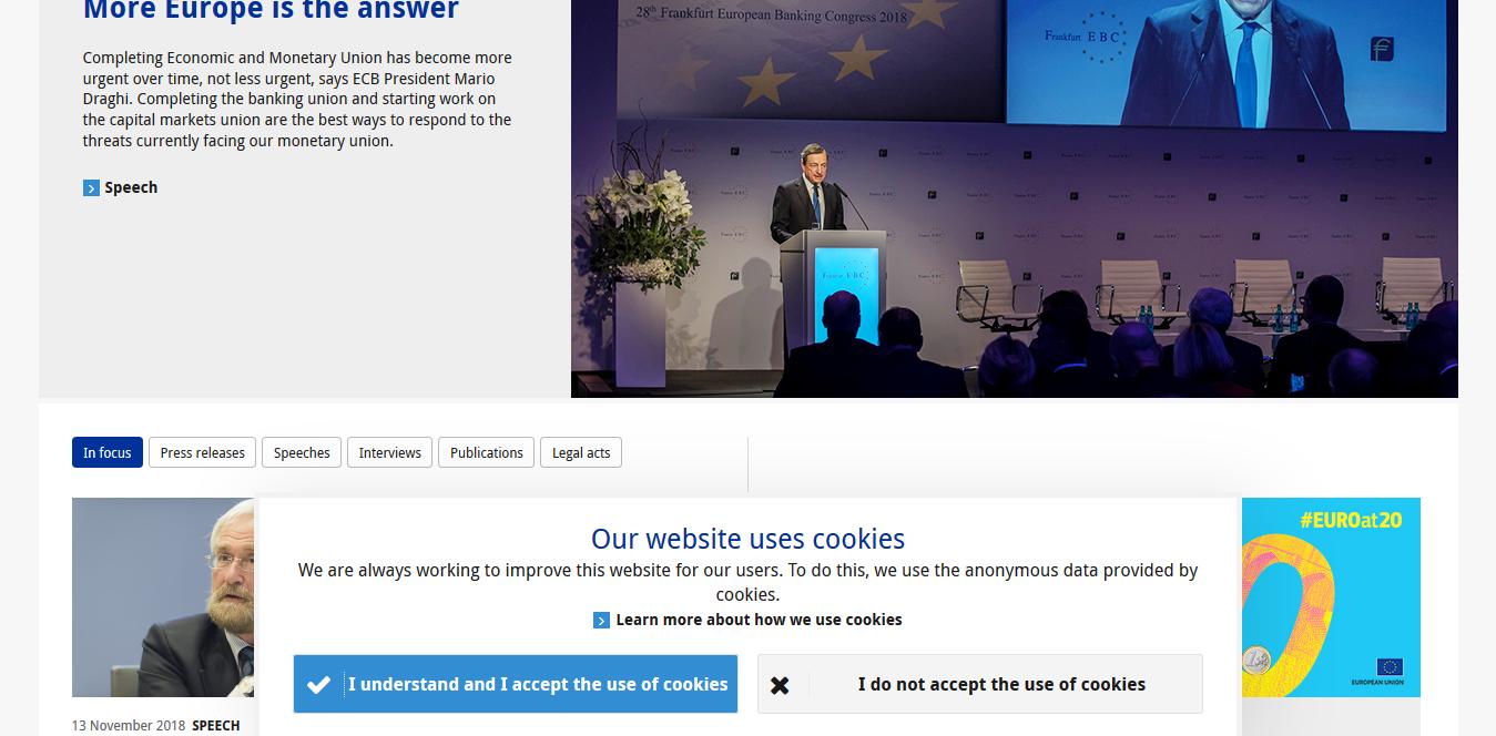 Screenshot 2018 11 17 European Central Bank - Die 5 wichtigsten Ressourcen für Ökonomen im Internet