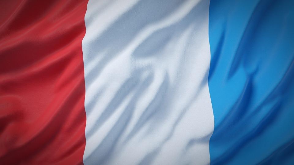 france flag 1058699 960 720 - Die 8 stärksten Volkswirtschaften der Welt
