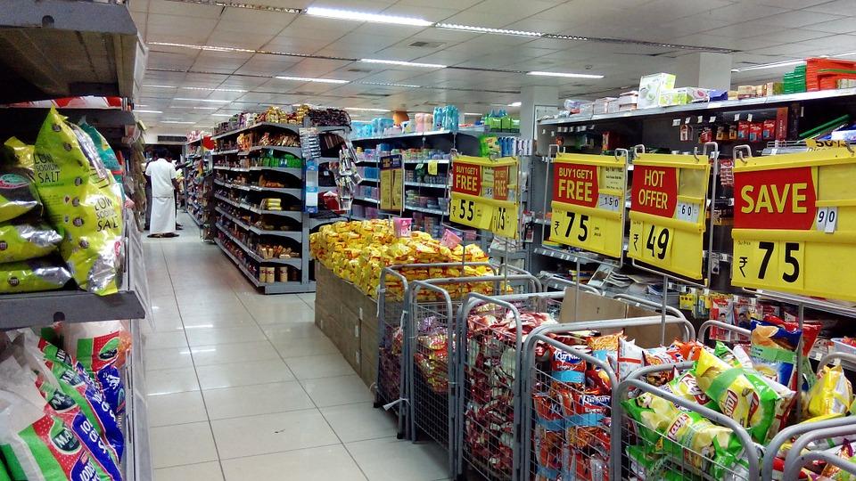 supermarket 435452 960 720 - 6 Anzeichen einer wirtschaftlichen Erholung